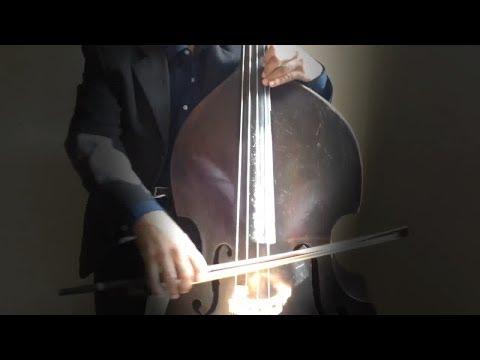 AMOR DEI-Double bass-Brody Delestre