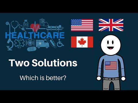 US Healthcare, Two Options