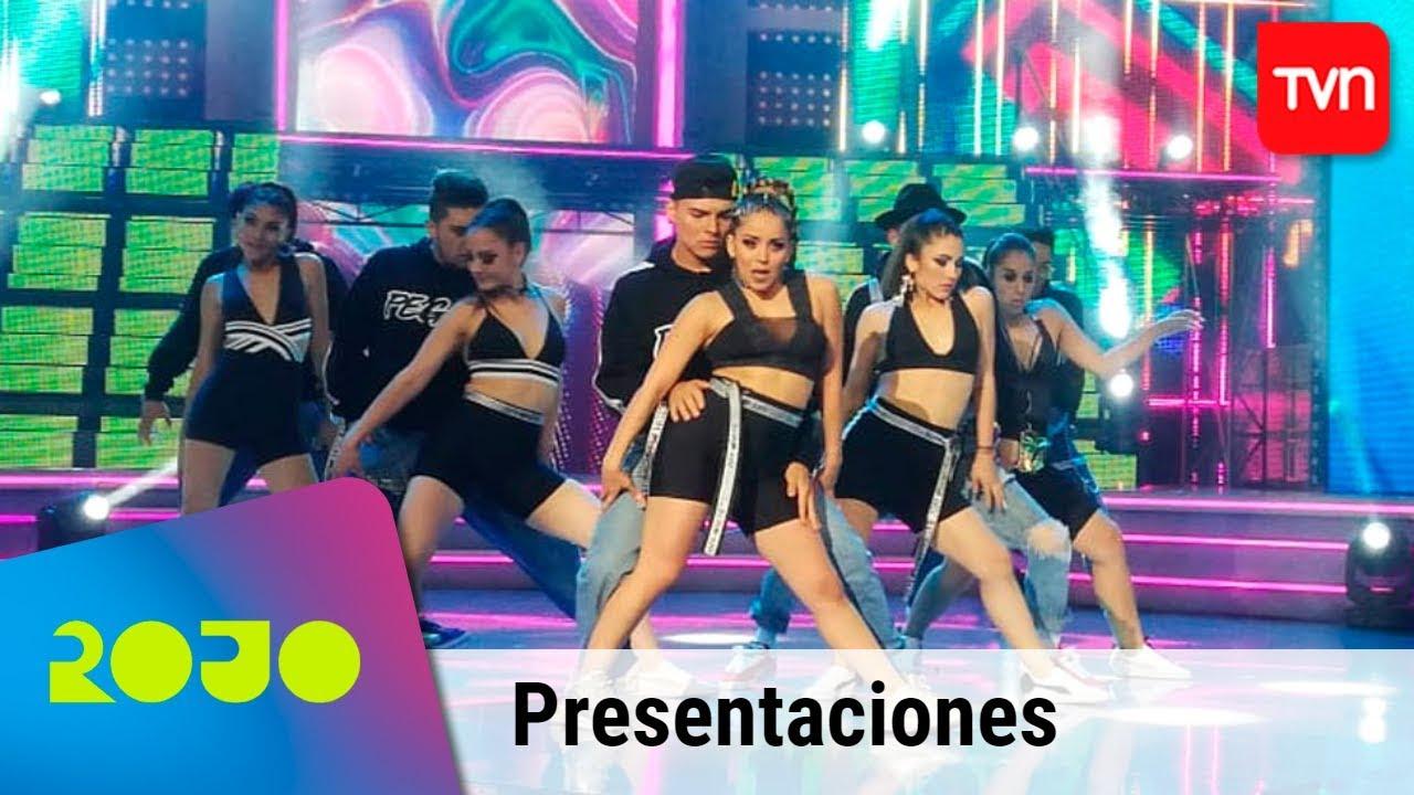 "Xiomara Herrera bailó ""Pégate"" de Power Peralta | Rojo"