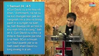 Pastor Van Lian Ceu - Waiting For The Right Time The Right Way | CCBC 01/31/21
