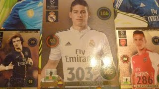 XXL limited edition - Multi Pack - Champions League 2014/15 - Panini - Adrenalyn xl