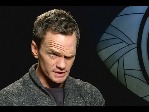 Neil Patrick Harris interview for A SERIES OF UNFORTUNATE EVENTS