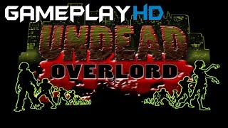 Undead Overlord Gameplay (PC HD)