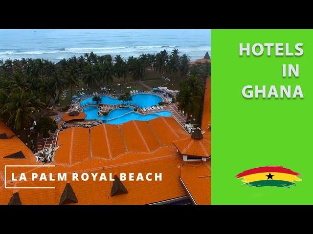 Hotels in Ghana - La Palm Royal Beach Hotel | Love Ghana Watch
