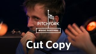Cut Copy - Take Me Over - Pitchfork Music Festival 2011