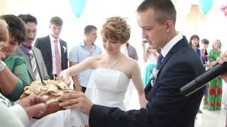 Свадьба Оренбург 2014 клип