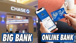 are Online Banks taking Traditional Banks out of Business