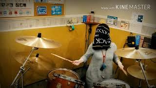 叩きました。視界不良です。 バンドやってます よければ見てください ht...