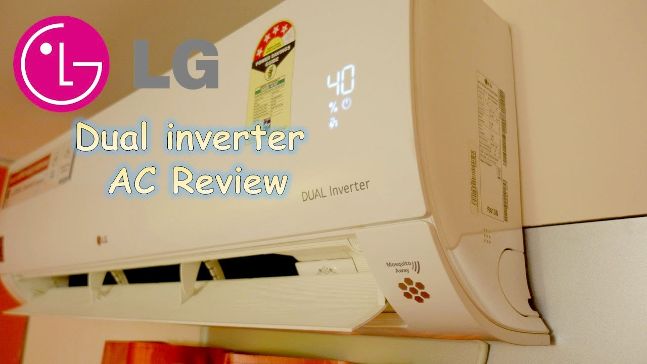 LG Dual Inverter 1 5T air conditioner review (BSA18BEYD/BSA18MAYD)