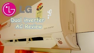 LG Dual Inverter 1.5T air conditioner review (BSA18BEYD/BSA18MAYD)