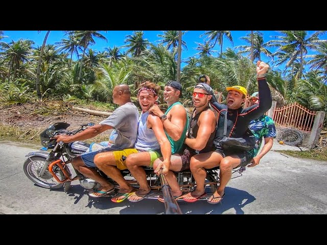 Worlds Most Extreme Motorcycle? In The PHILIPPINES?!