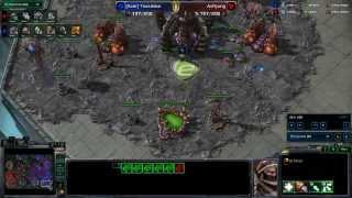 SeKo Starcraft - Scarlett vs Ryung - ATC Ace Match - SC2 HOTS Replay