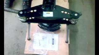 Гидравлический трубогиб Epple(, 2011-01-19T12:43:17.000Z)