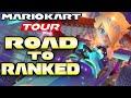 Mario Kart Tour - RANKED Vancouver Tour WEEK 1! (ROAD TO RANKED)