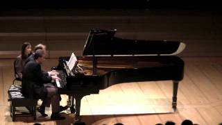 "Schubert: Sonata for Piano Four Hands, D. 812 ""Grand Duo"" 4th Movement - Allegro vivace"