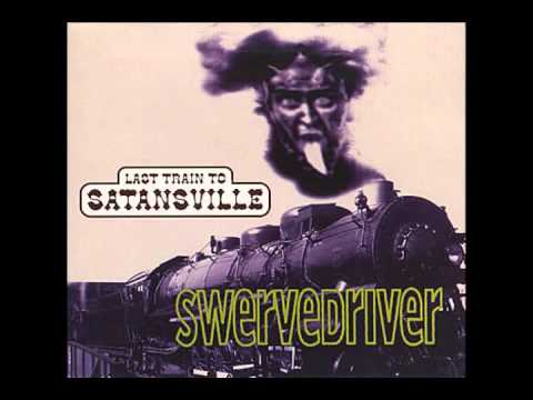 """Swervedriver - """"In the City"""" (RARE)"""
