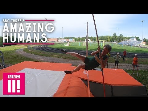The 84-Year-Old Pole Vaulter & Super Athlete