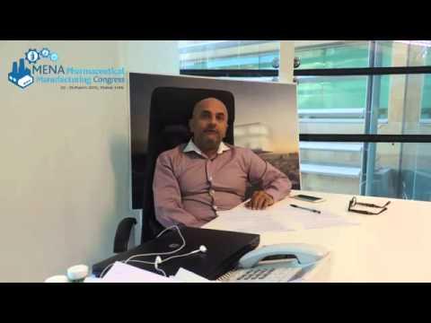 Madhukar Tanna, COO, Pharmax Pharmaceuticals, UAE