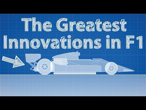 The Greatest Innovations In Formula One