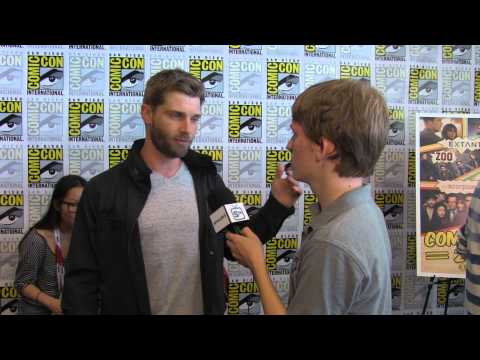 Under the Dome Mike Vogel interview