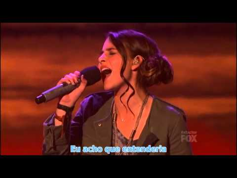 If I Were a Boy-Carly Rose Sonenclar Live Show 07