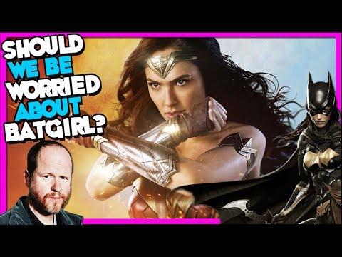 Joss Whedons Wonder Woman Scripted Spells Doom for Batgirl Movie?