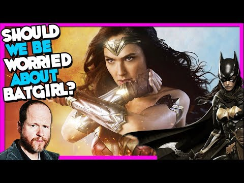 Joss Whedons Wonder Woman Scripted Spells Doom for Batgirl Movie?
