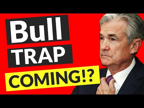Stock Market Crash Watch: Bull Trap Coming? – AK Fallible