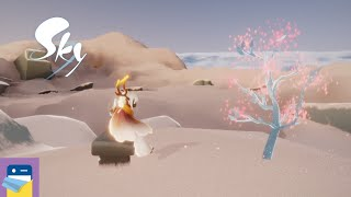 Sky: Children of the Light - Beta - Days of Bloom - Sit with the sapling in Valley of Triumph Quest