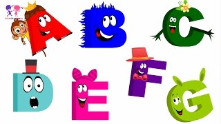 ABC Song | Phonics Song | Learn ABC Song | Alphabets for Children