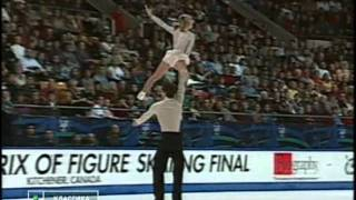 Elena Berezhnaya & Sikharulidze - 2001 Grand Prix Final (GPF) LP - Meditation