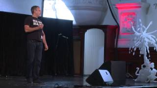 Real man, real dad   Craig Wilkinson   TEDxCapeTown