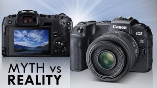 Canon EOS RP GIVEAWAY + Preview: $1,300 full-frame mirrorless?!