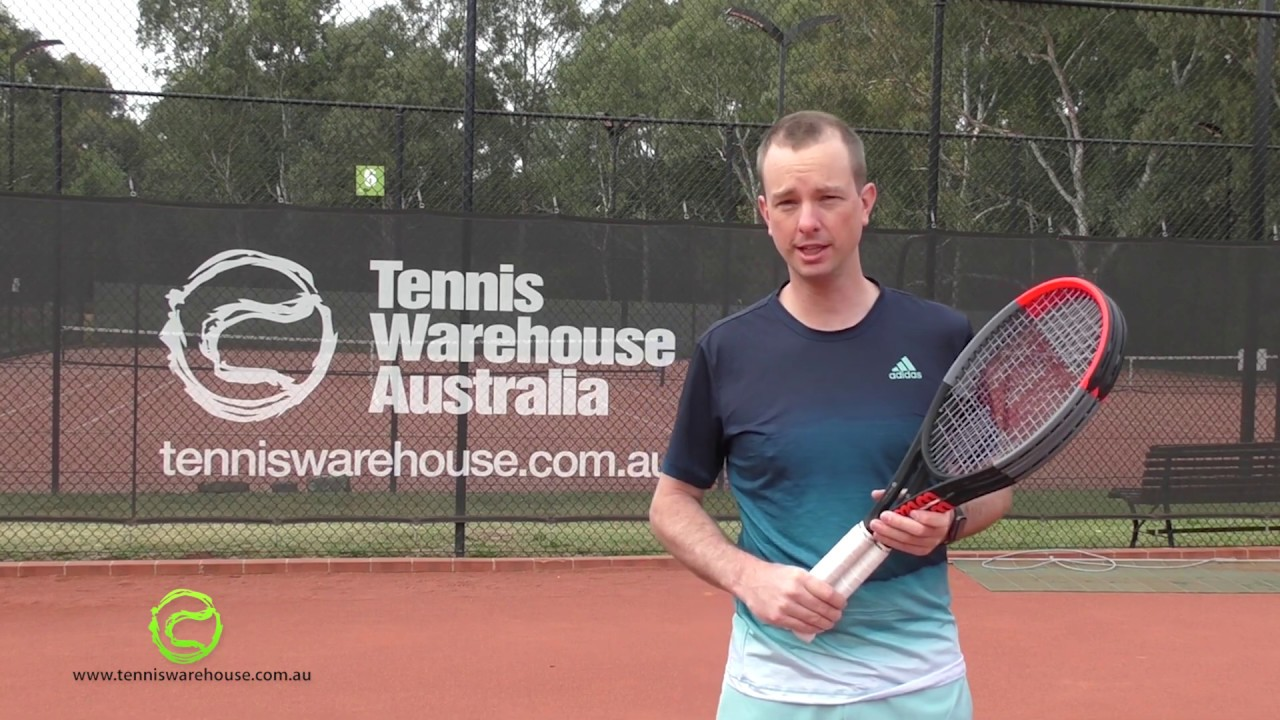 Wilson Clash 100 and 100 Tour review from Tennis Warehouse Australia