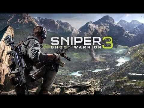 Sniper Ghost Warrior 3 Part 1 Za nepřátelskou linii
