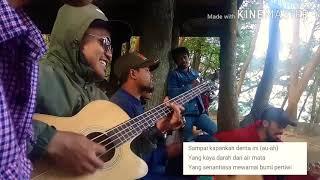 Negri Ngeri - Marjinal vers Penyanyi Jos Dieng