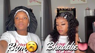 From Bum, To Bhaddie GRWM😻💕