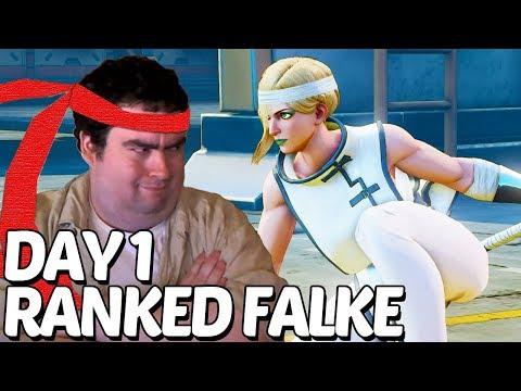 Floe's Day 1 Falke (SFVAE)