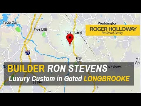 Build a Luxury Home in Longbrooke with Ron Stevens Construction Group