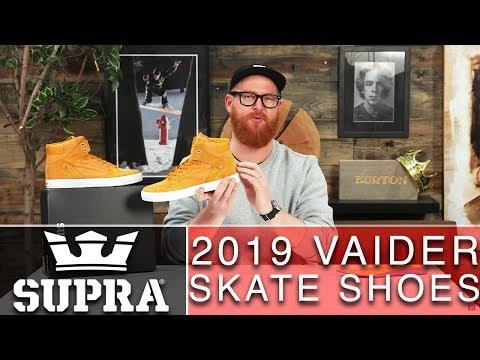 2019 Supra Vaider Skate Shoes