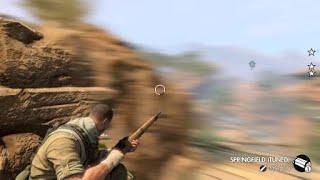 SE3 25 Confrontation Sniper 215m Headshot