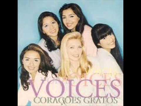 VOICES CORAÇÕES GRATOS CD COMPLETO
