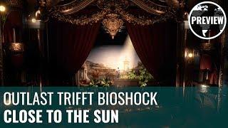 Close to the Sun in der Preview: Wenn Outlast und Bioshock ein Kind hätten (German)