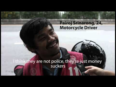 Police Bribery in Thailand