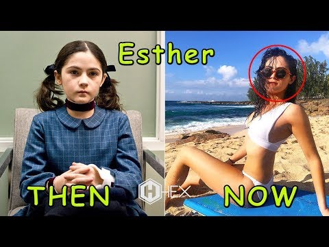 Orphan Then and Now 2018 Real Name & Age