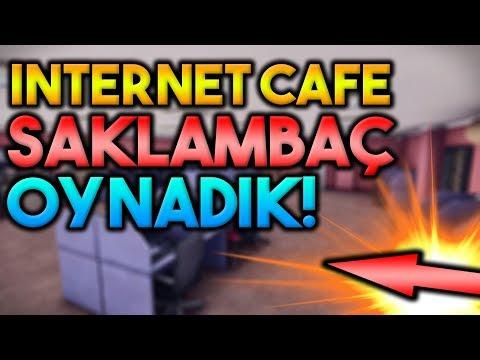 TÜRKİYEDE İLK, İNTERNET CAFEDE SAKLAMBAÇ OYNADIK! - ZULA SAKLAMBAÇ