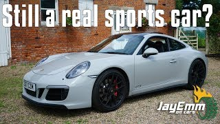 Porsche 911 991.2 GTS MANUAL Review - Have Porsche Ruined Their Greatest Hit?
