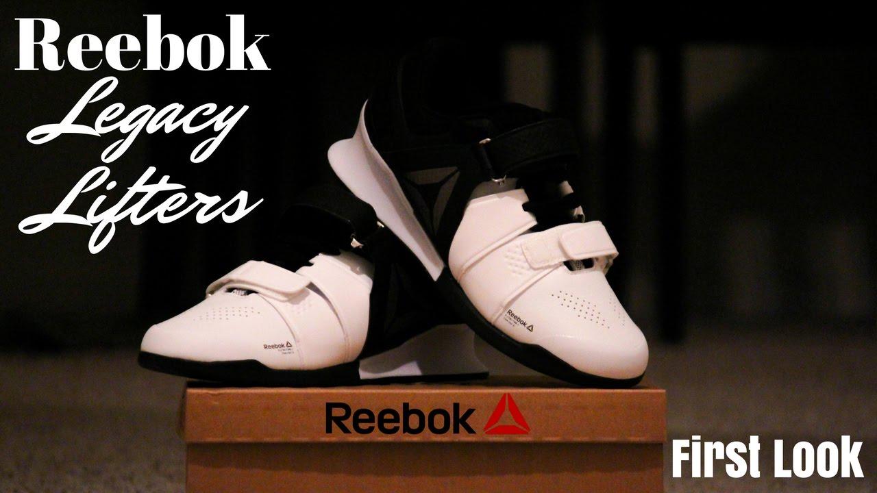 edc76cc806e Reebok Legacy Lifters