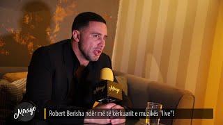 Ekskluzive/ Robert Berisha: Unë dhe Nora nuk jemi ndarë... - MIRAGE - 01.11.2019