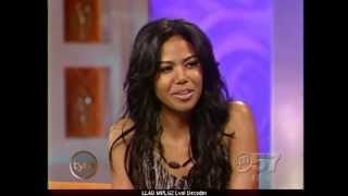 Amerie - Interview on The Tyra Banks Show (05.10.2005)
